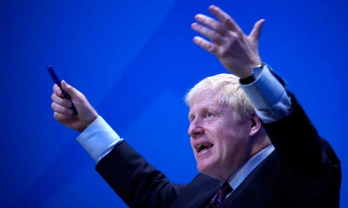 Most Tory voters do not think Boris should explain flat disturbance