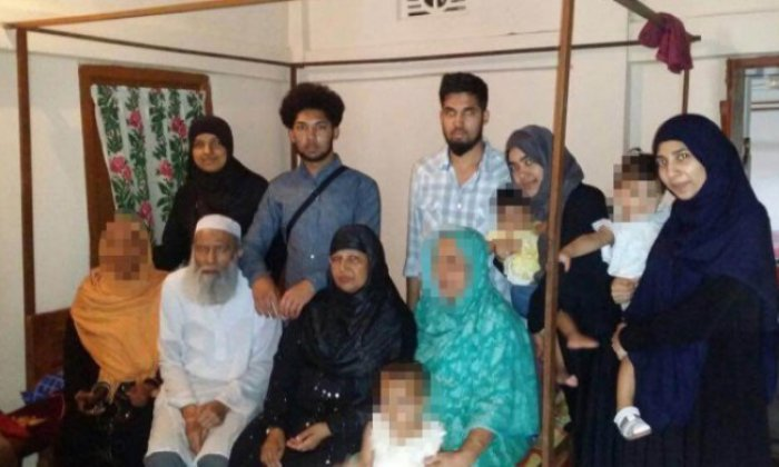 Family of 12 suspected of joining ISIS 'all dead', says relative