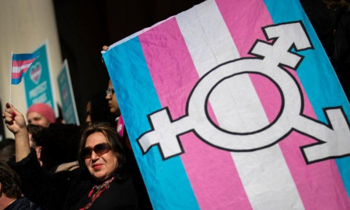 Over half of Britons think transphobia is an issue in Britain