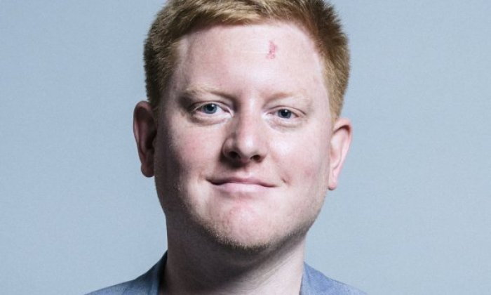 Jared O'Mara: MP's Twitter used for angry outburst