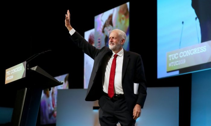 Corbyn commits to second Brexit vote if Labour Party wins general election