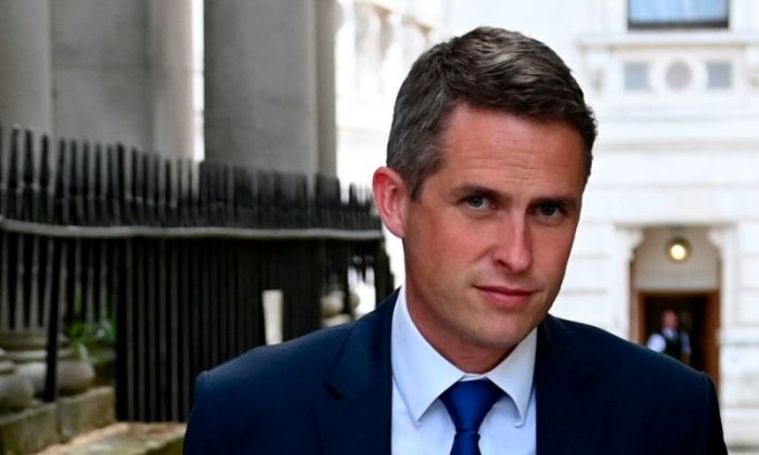Gavin Williamson is urging MPs to back their leader