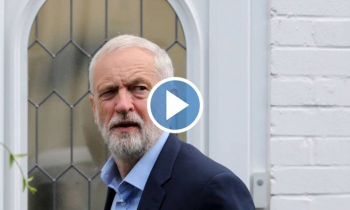 Jeremy Corbyn tells Boris Johnson: 'This government is a disgrace'
