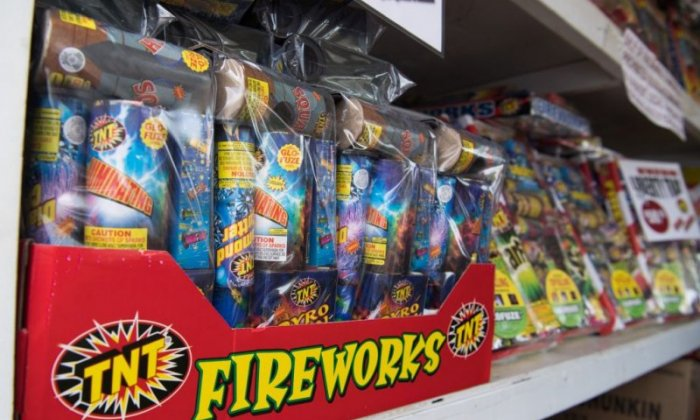 Sainsbury's bans sale of fireworks