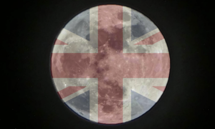 Britain's Sending a Toy to the Moon