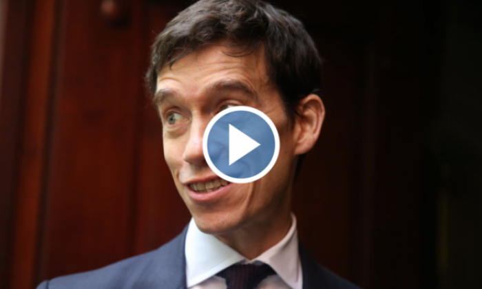 Rory Stewart to quit politics