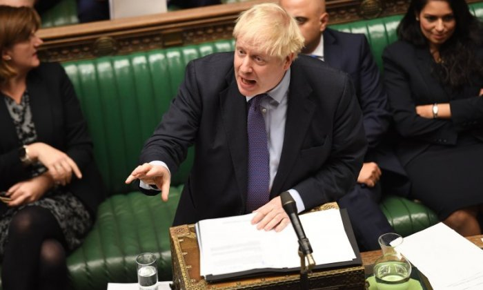 Boris Johnson's Brexit bill becomes law