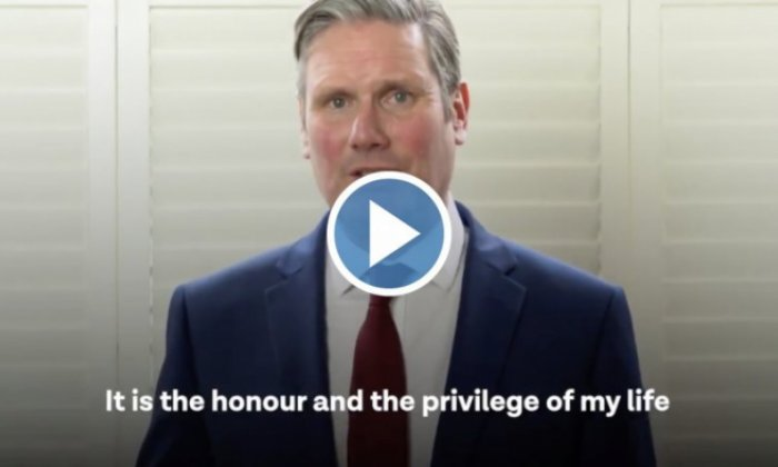 U.K appoints Keir Starmer as new Labour leader
