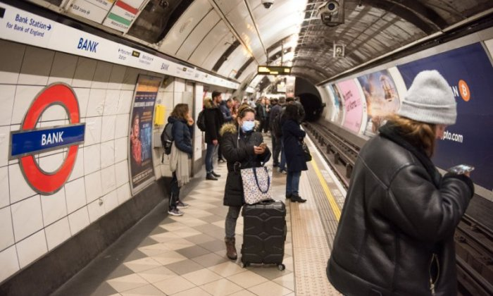 Some 82% of respondents said they would not feel safe on public transport
