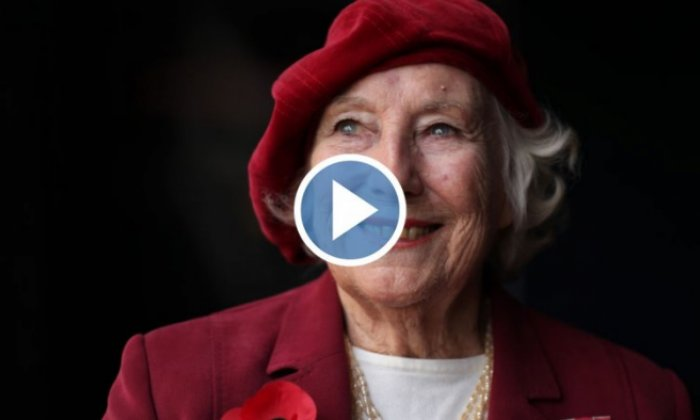 Dame Vera Lynn: How the Forces' Sweetheart touched the Midlands