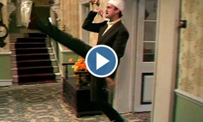Fawlty Towers 'The Germans' episode removed from UKTV