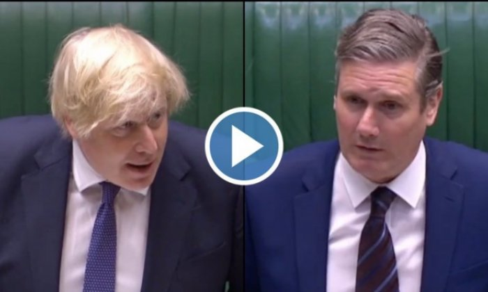Johnson sets out 'ambitious' economic recovery plan