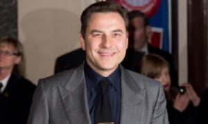 David Walliams reads his books in new talkRADIO show Story Hour