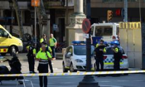 Barcelona: 'It was like an avalanche of people running away', says witness