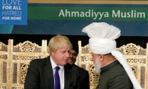 Exclusive: Muslim community who hosted Boris Johnson at peace event in 2012 'saddened' by his burqa comments