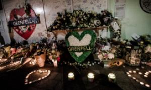 Woman receives hate mail slating Grenfell victims after displaying 'United for Grenfell' poster
