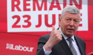 Labour's Alan Johnson: 'If I was still an MP, I would have been voting for Theresa May's deal'