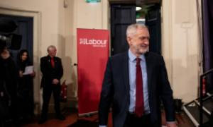 Jeremy Corbyn urges Labour MPs not to 'engage' with Theresa May about Brexit