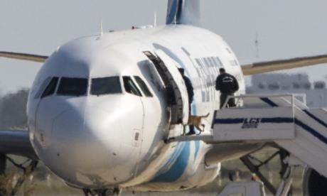 Robin Horsfall: EgyptAir incident another day at the office for negotiators