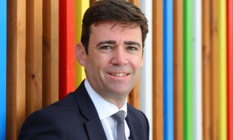 Shadow Home Secretary Andy Burnham has blasted Theresa May's potential plans to cut funding to the UK's border forces