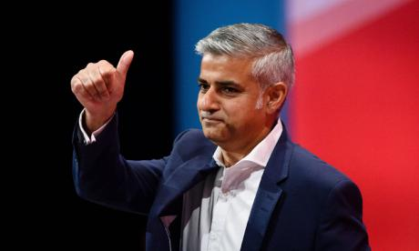 London Mayoral race: 'Zac Goldsmith is a serial underachiever', claims Sadiq Khan