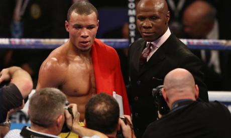 'He just said attack the body' - Kellie Maloney dismisses claims Chris Eubank Snr was trying to protect Nick Blackwell