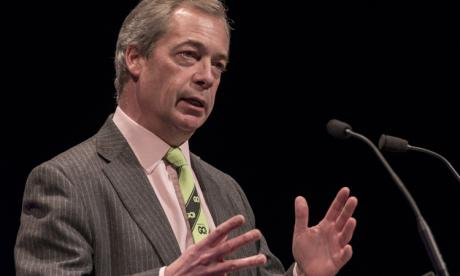 Nigel Farage: 'Brussels is the Jihadi capital of Europe'