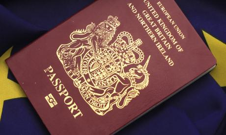 David Sheppard travelled 540 miles just to return a customer's passport