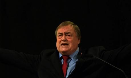 John Prescott on talkRADIO