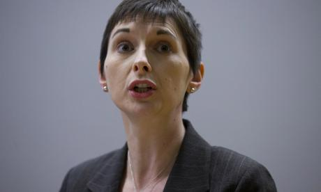 London Mayoral race: Khan and Goldsmith have 'no passion or vision', says candidate Caroline Pidgeon