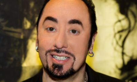Uri Geller: David Gest was an 'amazing character'