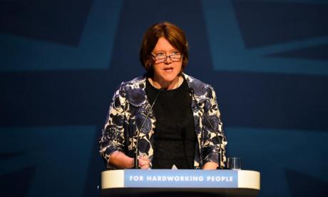 'Research suggests there is a problem with sexual violence in schools', claims Maria Miller MP