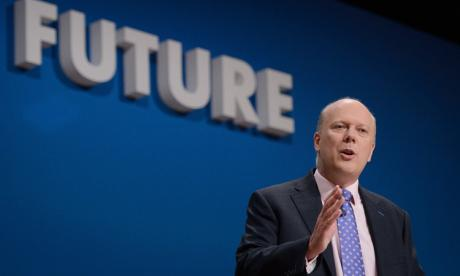 Leader of the House of Commons Chris Grayling slams the EU: 'It slows us down, it holds us back'