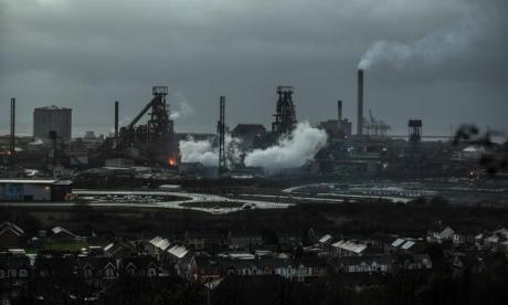 UK steel industry: GMB's Tim Roache calls for government action to save jobs
