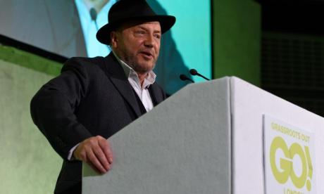 London Mayoral Race - George Galloway: 'The city needs a big figure to lead it'