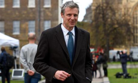 London Mayoral Race: 'It's not about background, it's about delivery'  insists Zac Goldsmith