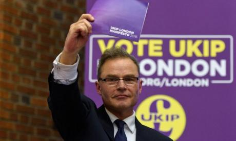 London Mayoral Race: Peter Whittle: 'I want to preserve all the things that make London great'