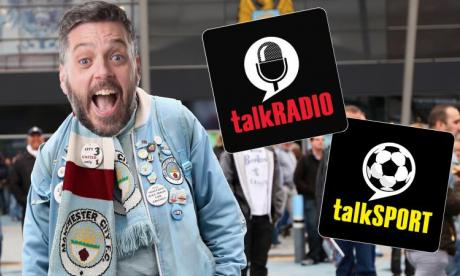 HILARIOUS! Iain Lee prank calls the talkSPORT Sports Bar show