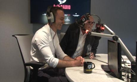 WATCH: Coronation Street actors Connor McIntyre and Dan Brocklebank on the soap and their characters