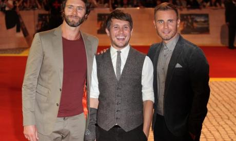 Boyband crime: Jon Holmes discusses Gary Barlow's masked Bristol shopping centre appearance