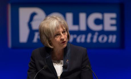 Police chief says 'resources are a problem' in dealing with domestic abuse following Theresa May's comments