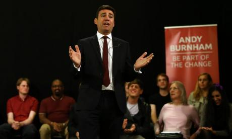 'Put your money where your mouth is' - Andy Burnham calls for George Osborne to fulfill his claims on the 'northern powerhouse'