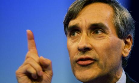 'The government has grossly underestimated the number of EU migrants' - John Redwood MP blasts the government over migration figures