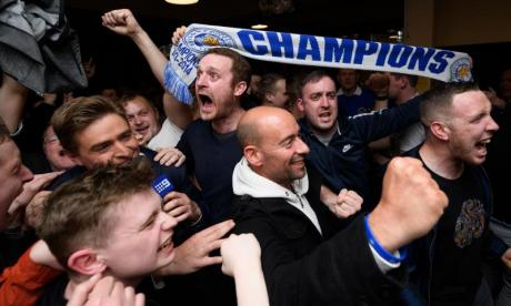 'It puts us on the map again' - Jon Ashworth MP talks about Leicester City FC's historic Premier League win