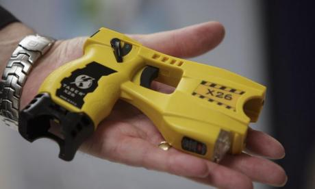 "Police chief Steve White has called for tasers to be rolled out across UK police forces because they've proven to be ""incredibly effective"" at keeping people safe"