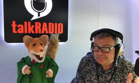Basil Brush on Brexit and his upcoming gig at Glastonbury