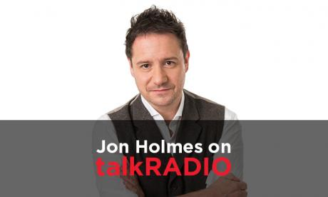 Podcast - Jon Holmes on talkRADIO