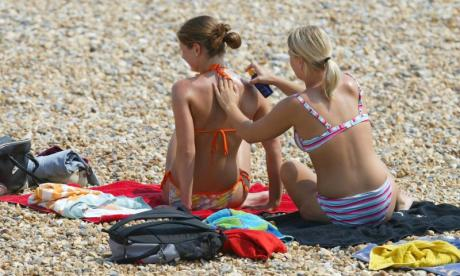 'It's important for everyone to get to know their own skin', says senior research officer from Cancer Research UK