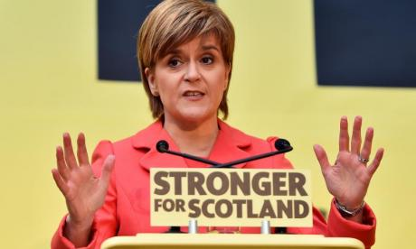'The United Kingdom is a sinking ship', says SNP MP Angus MacNeil