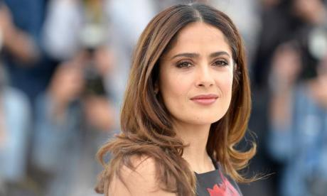Actress Salma Hayek on her new film Tale of Tales, producing and her friendship with Prince